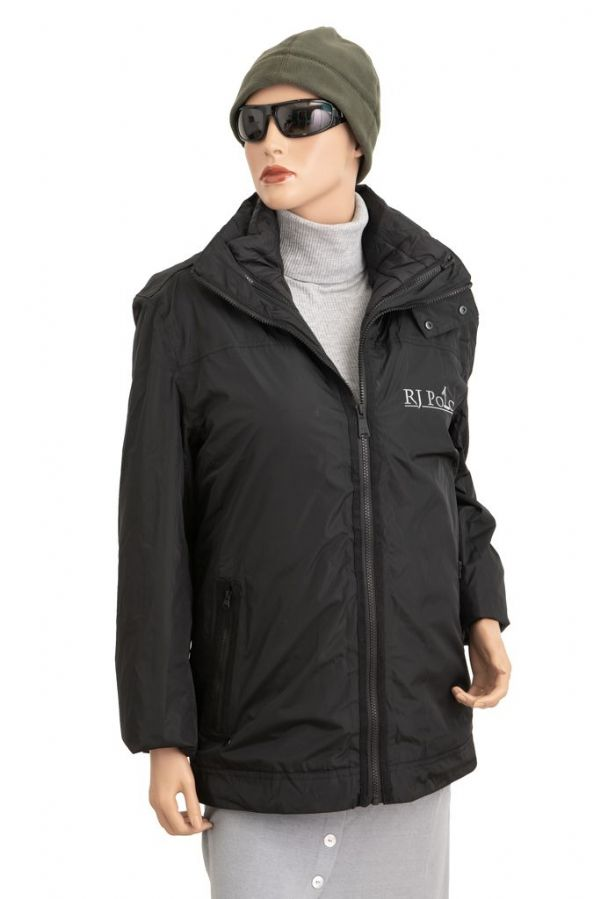 RJ Polo 3 - in - 1 Waterproof Jacket